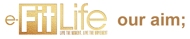 e-Fit Life our aim;